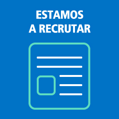 Estamos a recrutar
