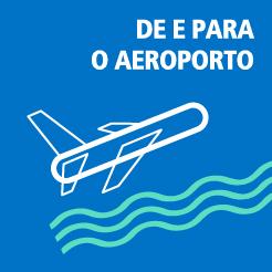 De e Para o Aeroporto