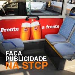 Faça Publicidade na STCP